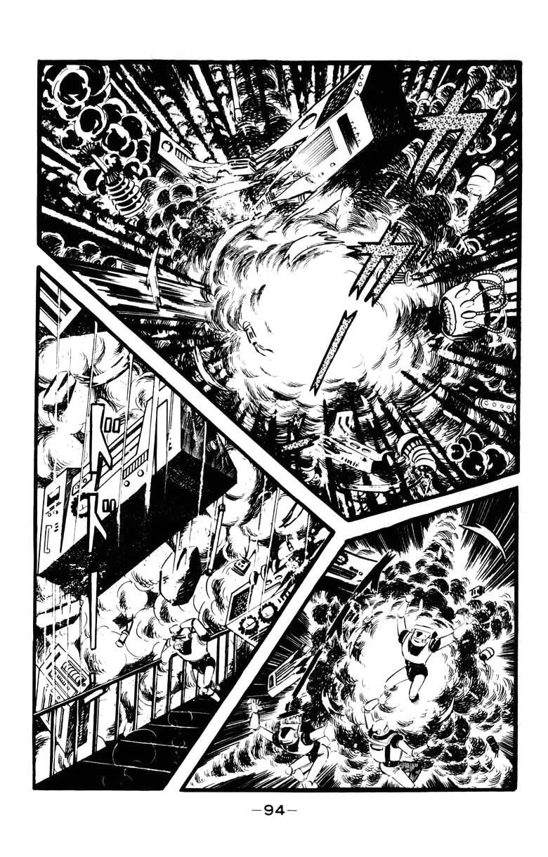 Devilman, Chapter 5 image 087
