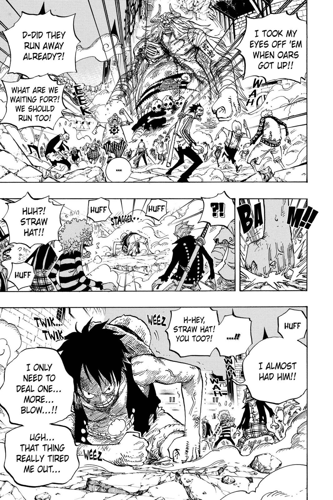 One Piece, Chapter 480 image 007