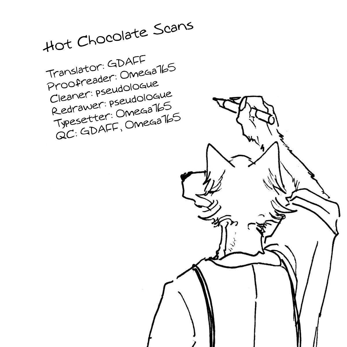 Beastars Manga, Chapter 174 image 022