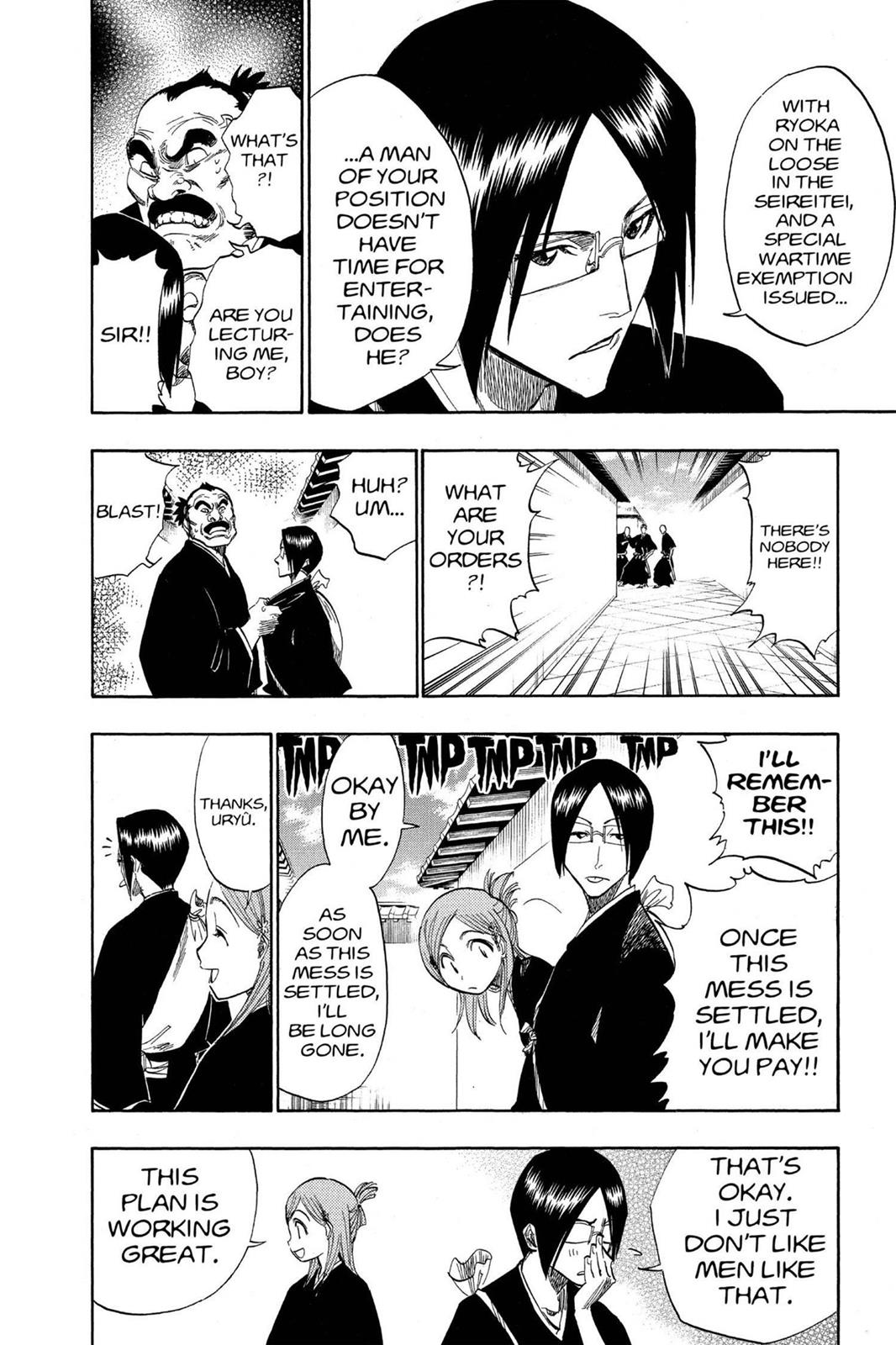 Bleach, Chapter 119 image 013
