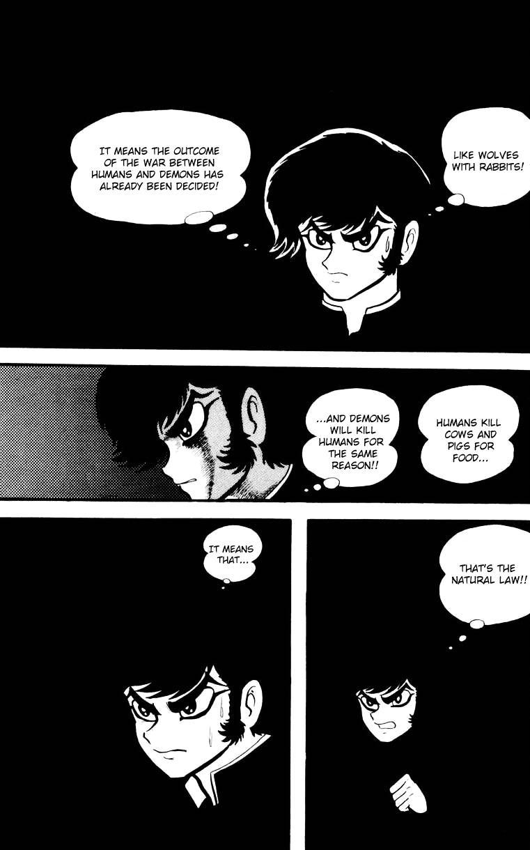 Devilman, Chapter 3 image 010