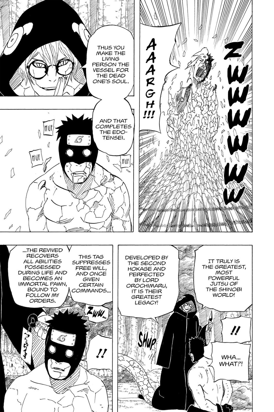 Naruto, Chapter 520 image 014