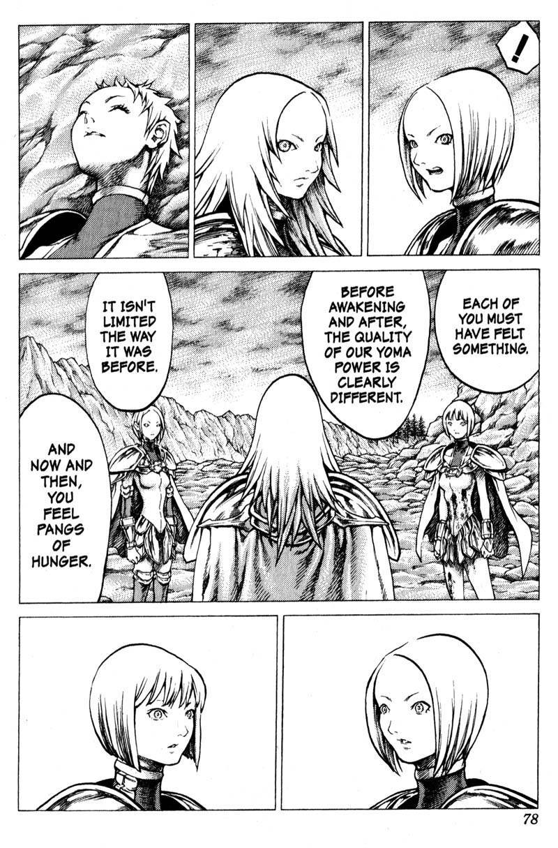 Claymore, Chapter 30 image 009
