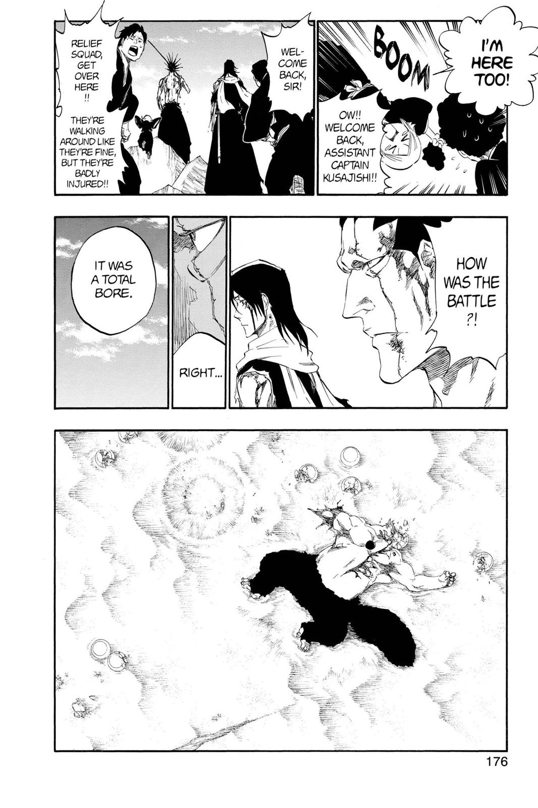 Bleach, Chapter 422 image 006