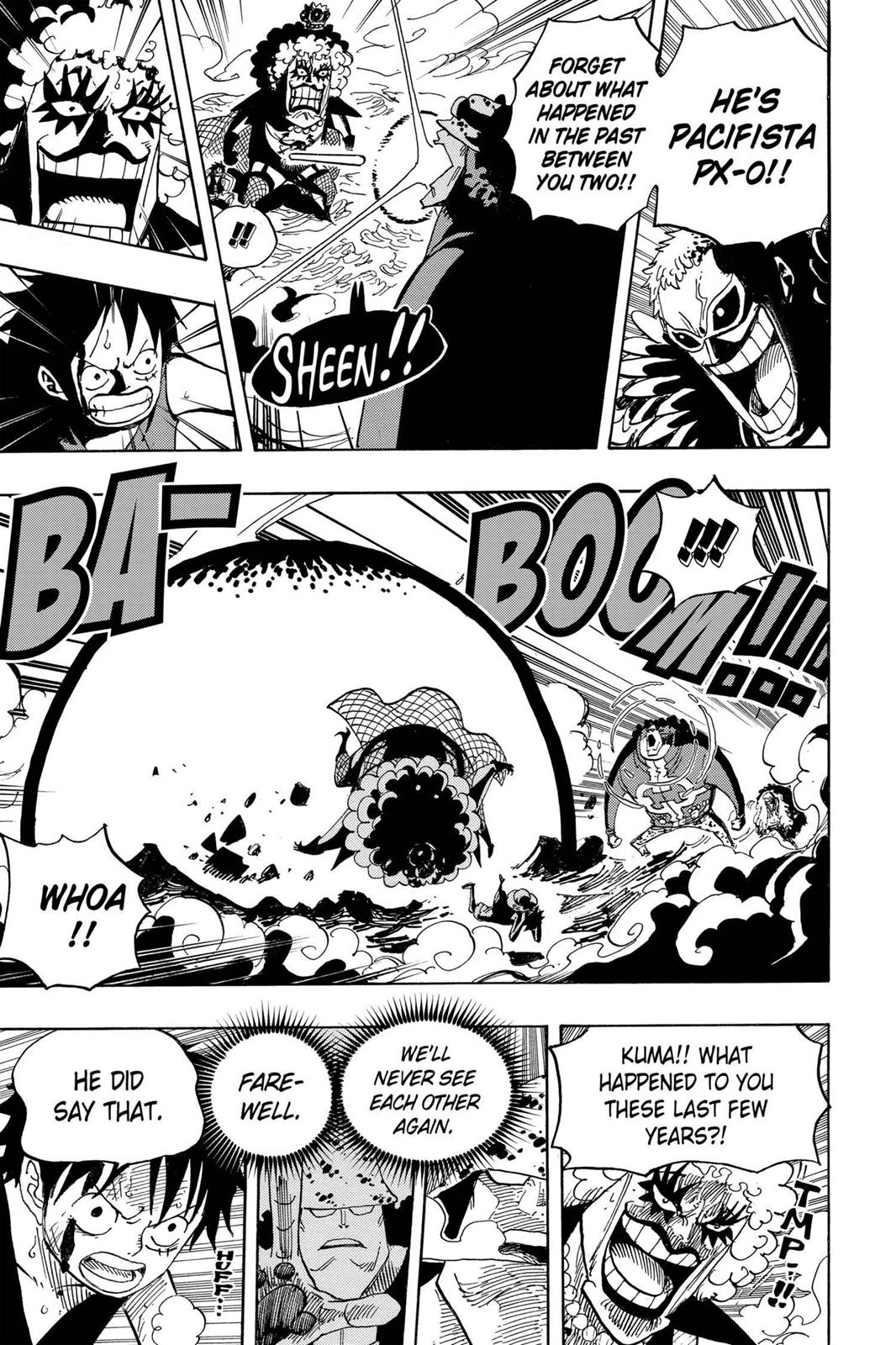 One Piece, Chapter 560 image 007