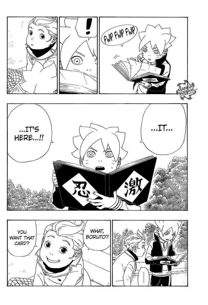 Boruto Manga, Chapter 12 image 012