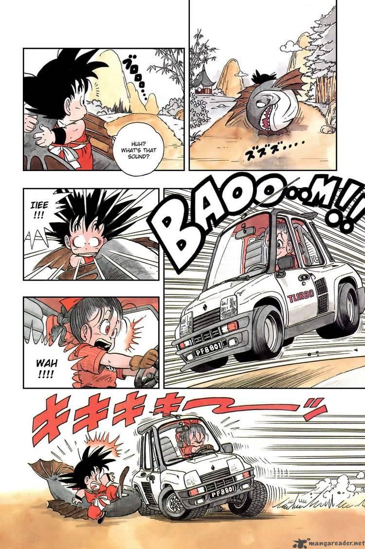 Dragon Ball, Chapter 1 image 014