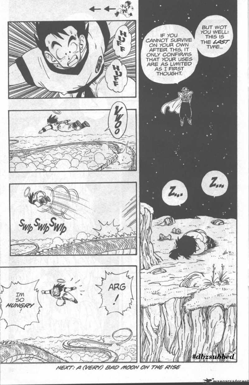 Dragon Ball, Chapter 207 image 015
