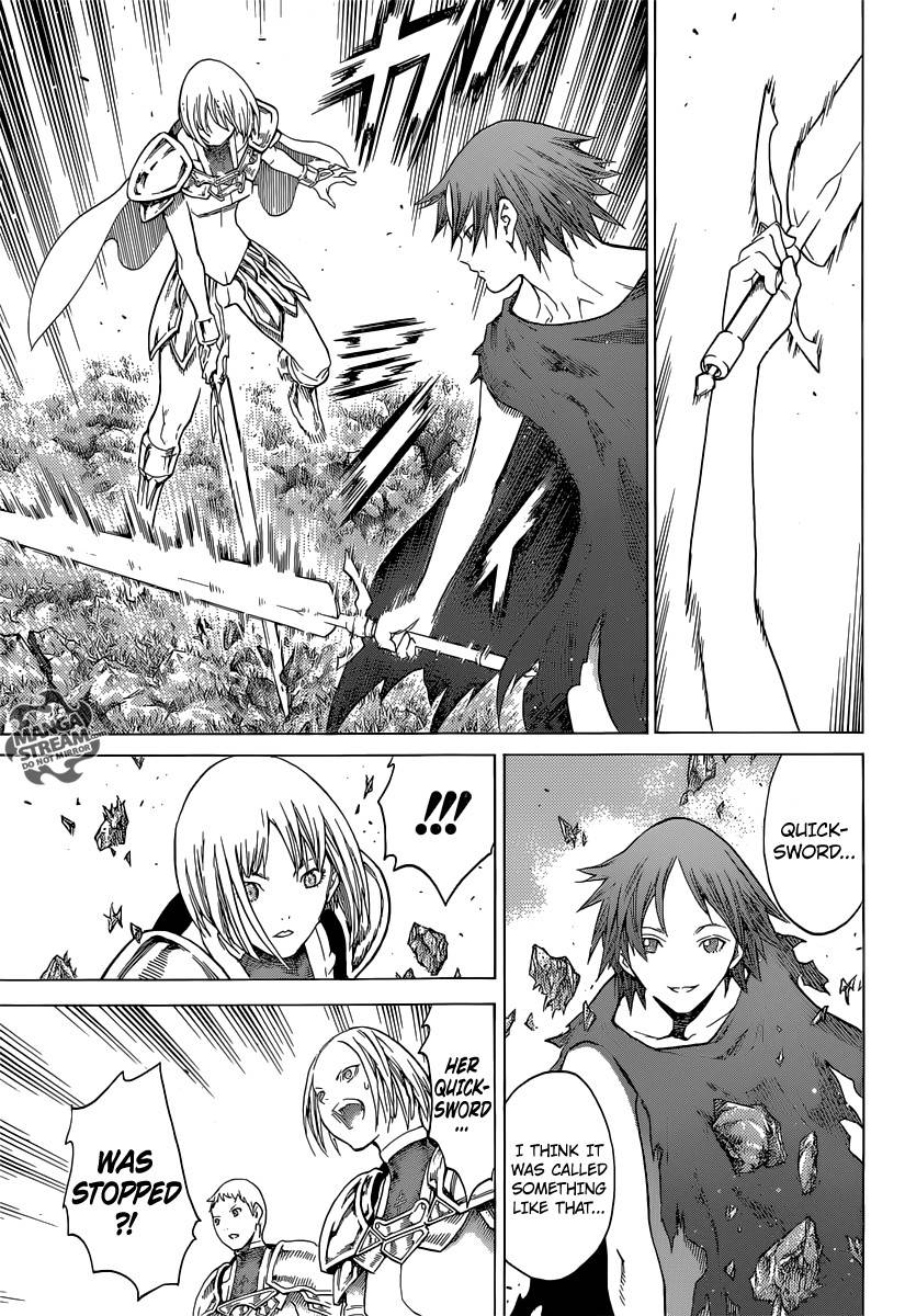 Claymore, Chapter 145 image 012