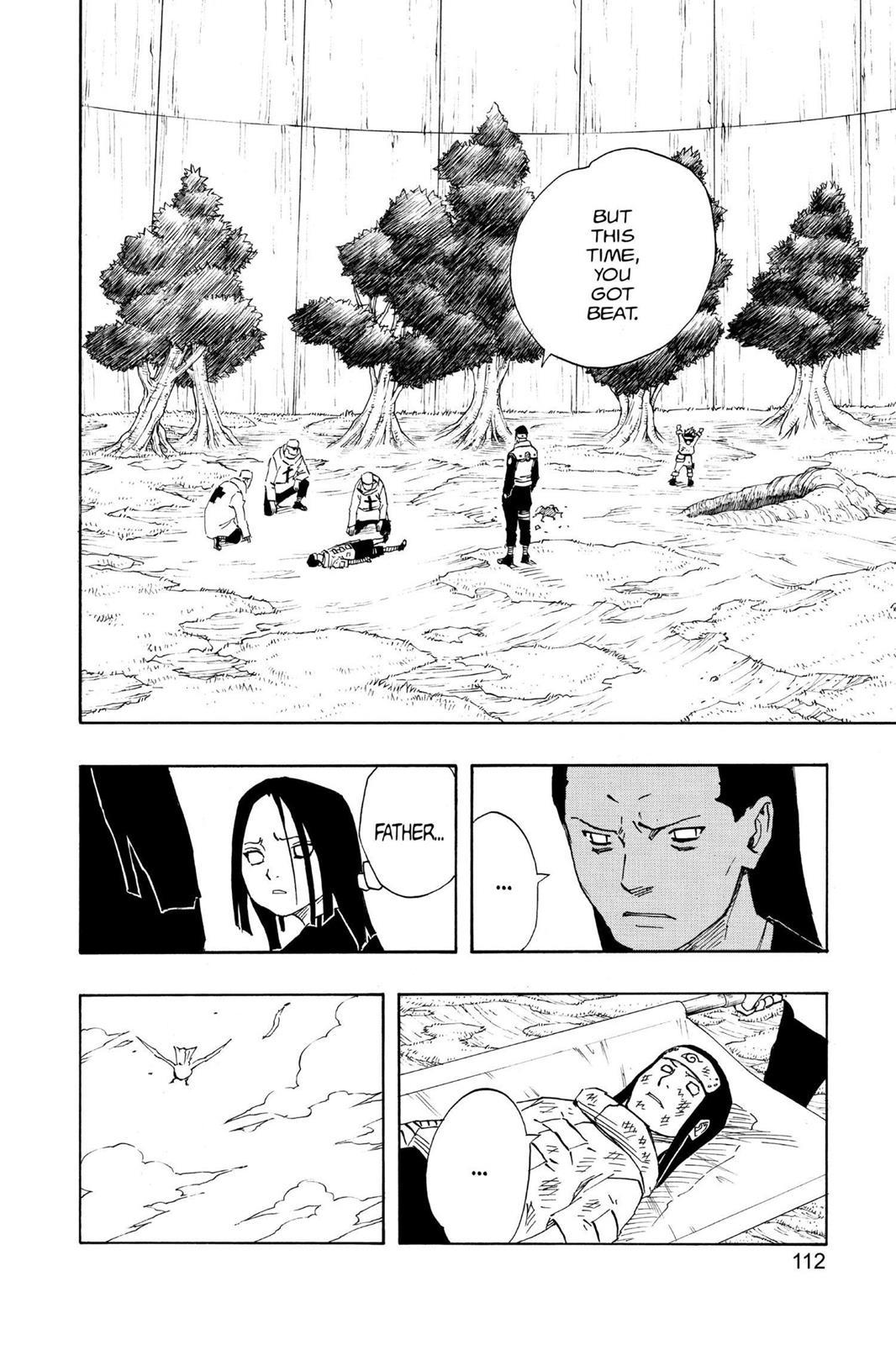 Naruto, Chapter 105 image 006