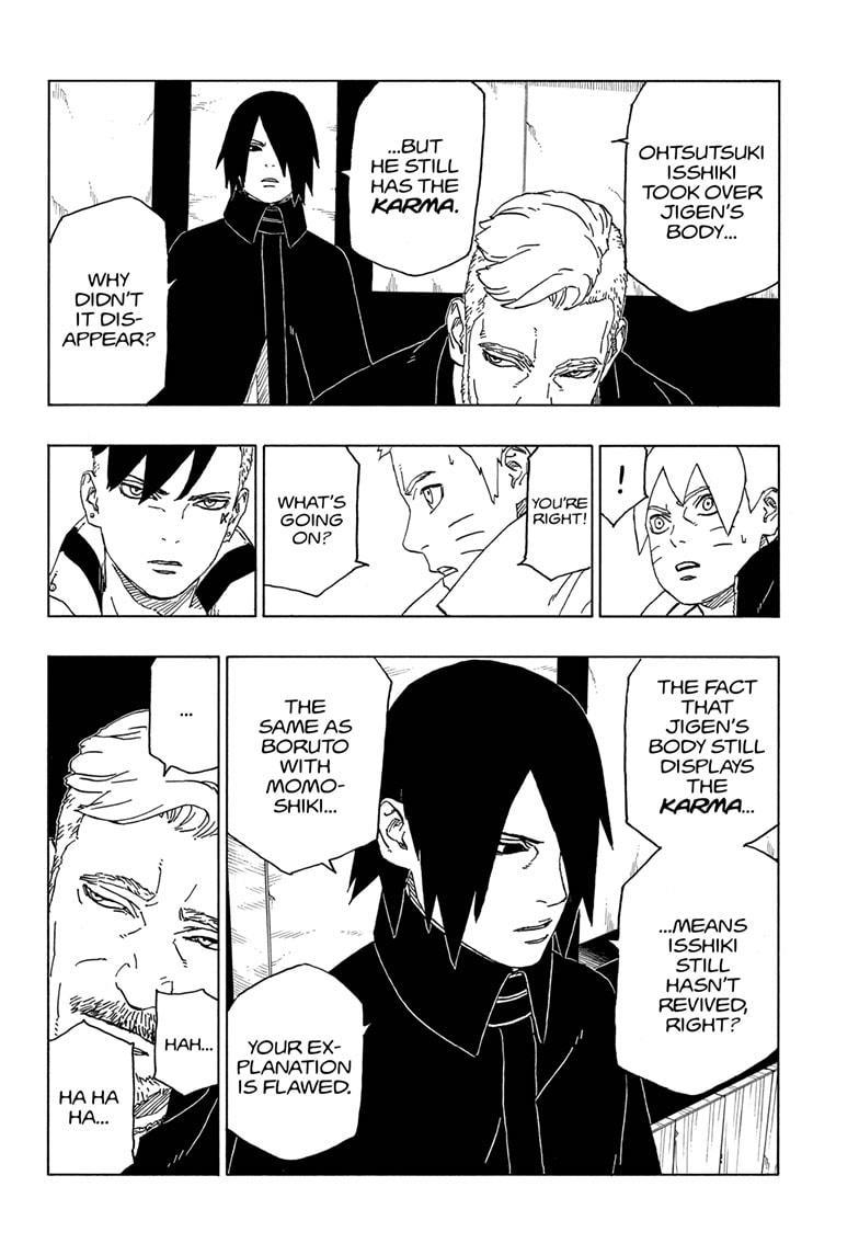 Boruto Manga, Chapter 46 image 026
