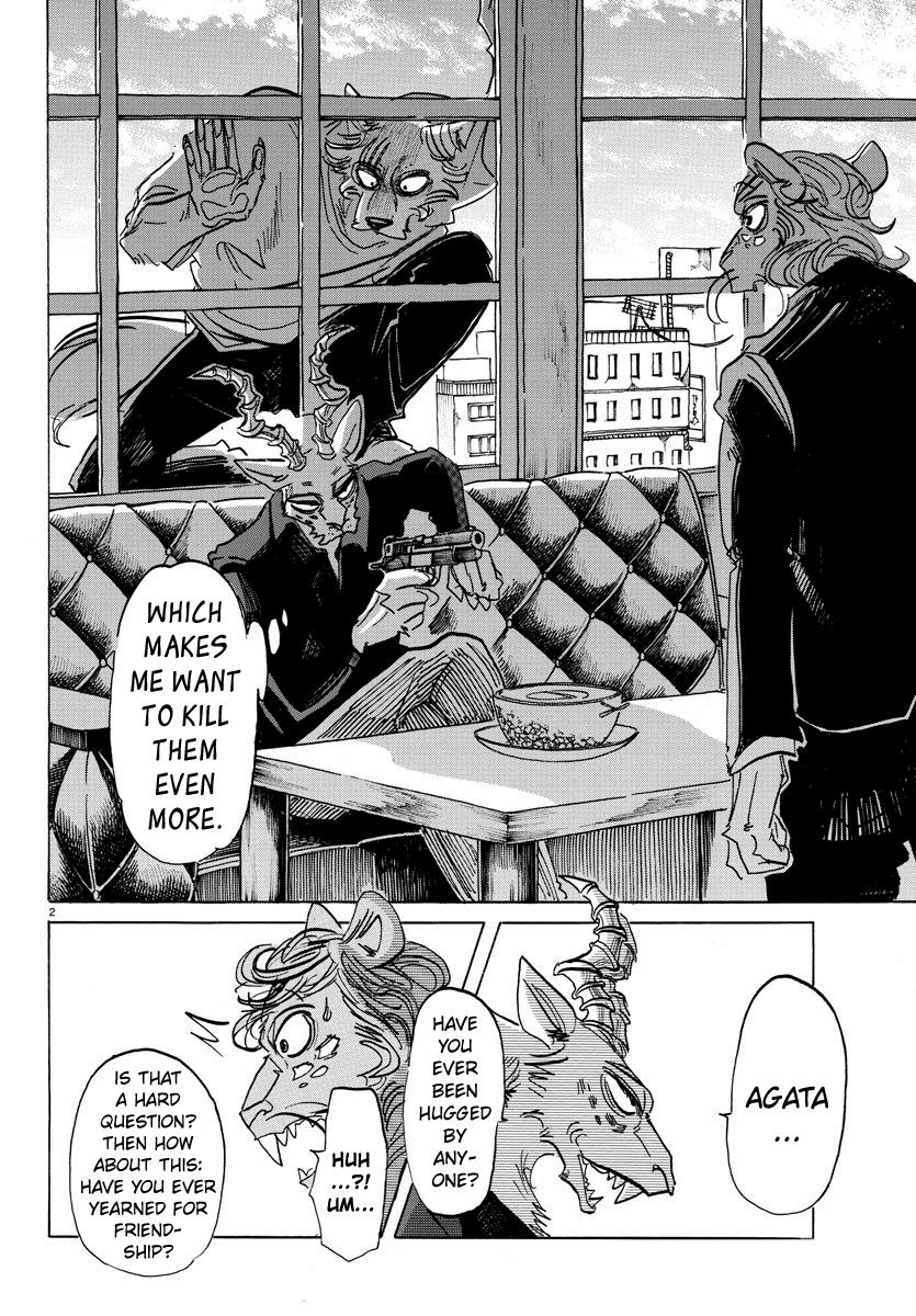 Beastars Manga, Chapter 150 image 003