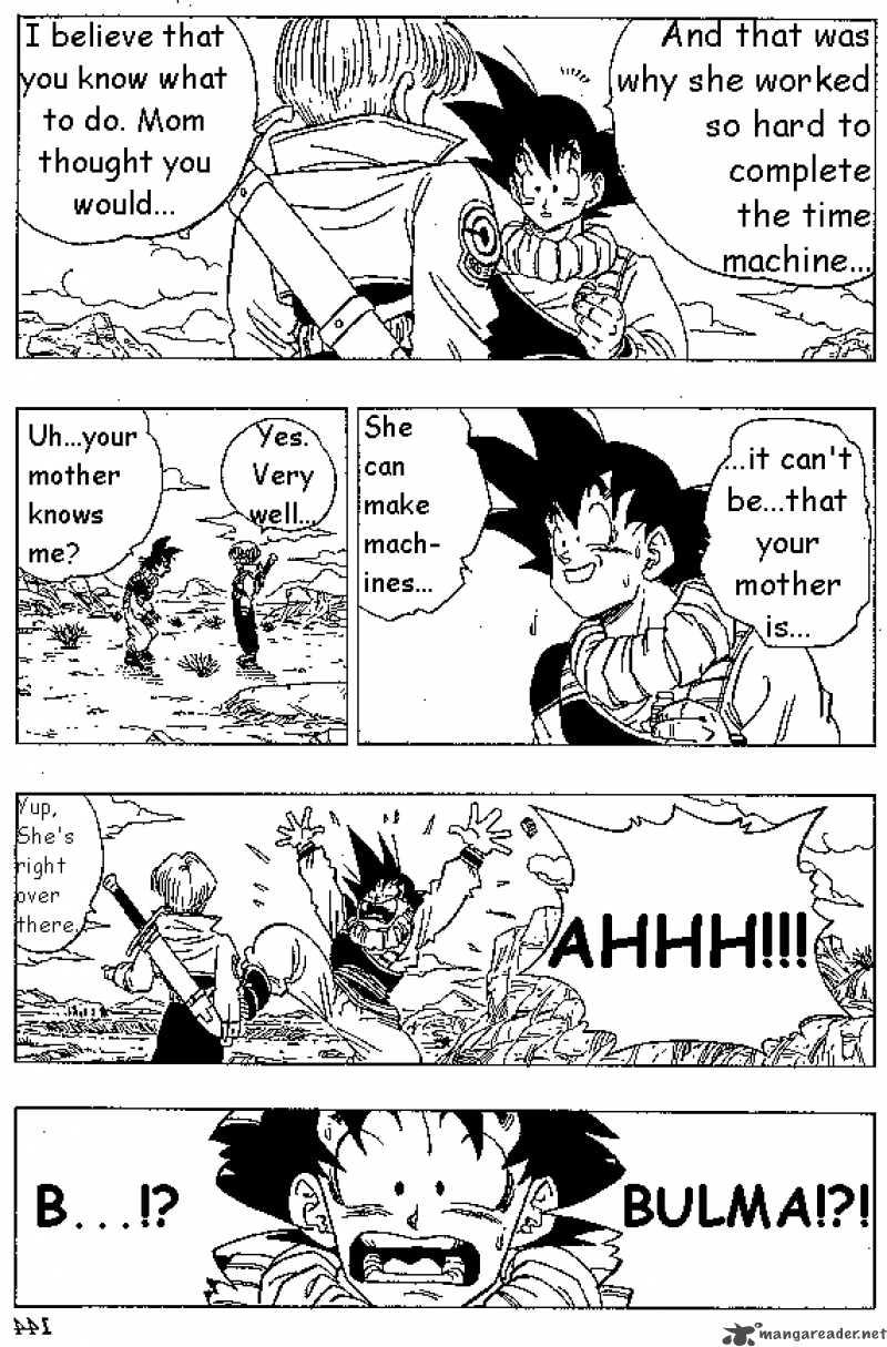 Dragon Ball, Chapter 335 image 007