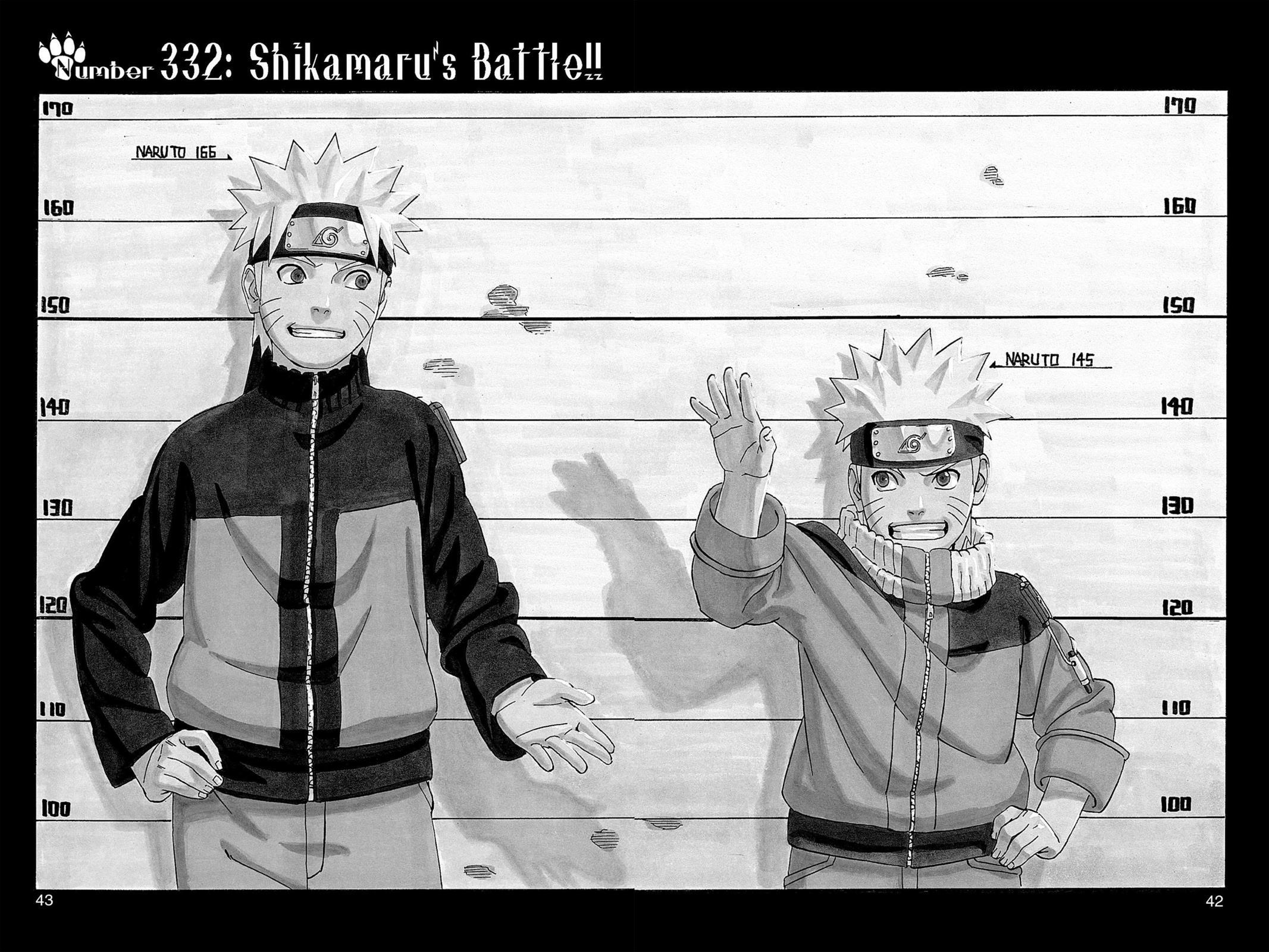 Naruto, Chapter 332 image 001