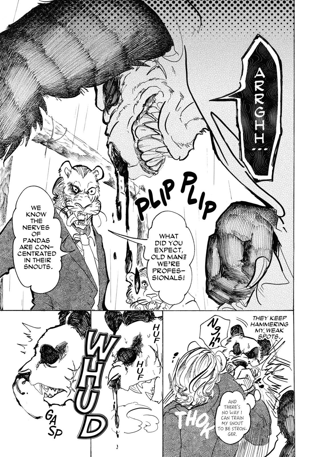 Beastars Manga, Chapter 40 image 003