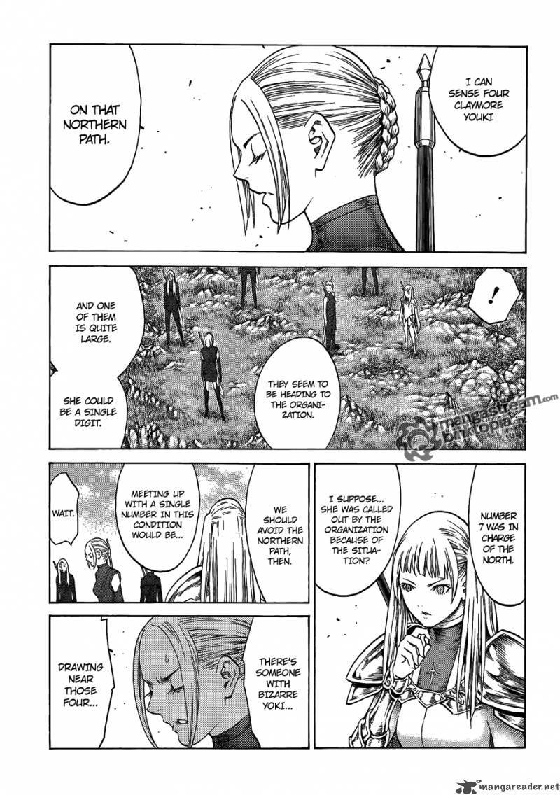 Claymore, Chapter 110 image 021