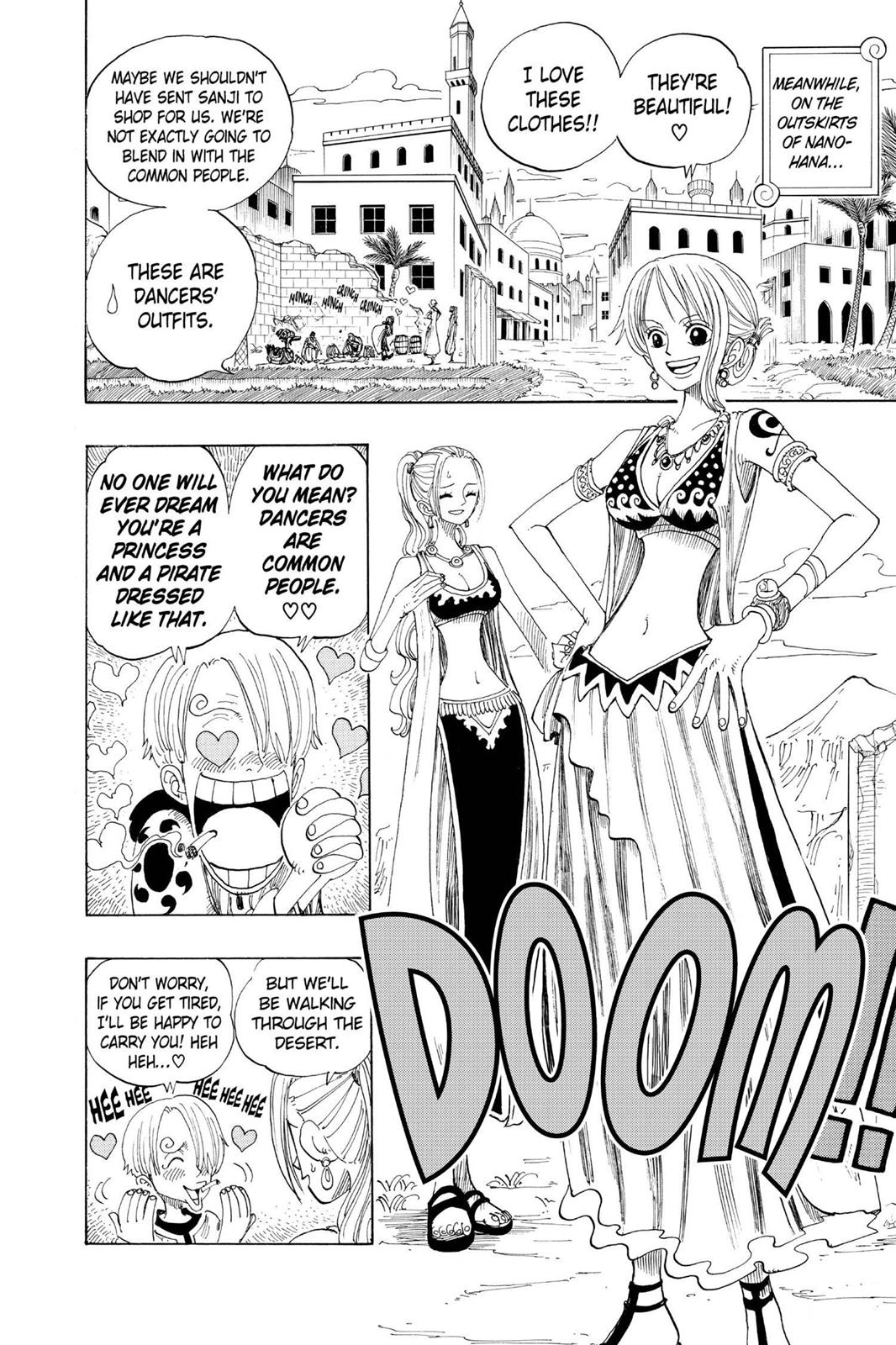 One Piece, Chapter 158 image 014
