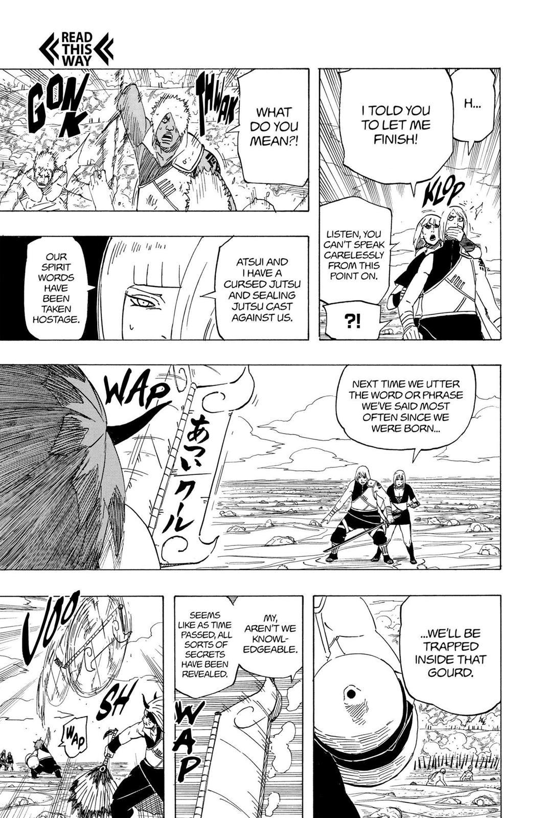 Naruto, Chapter 527 image 009
