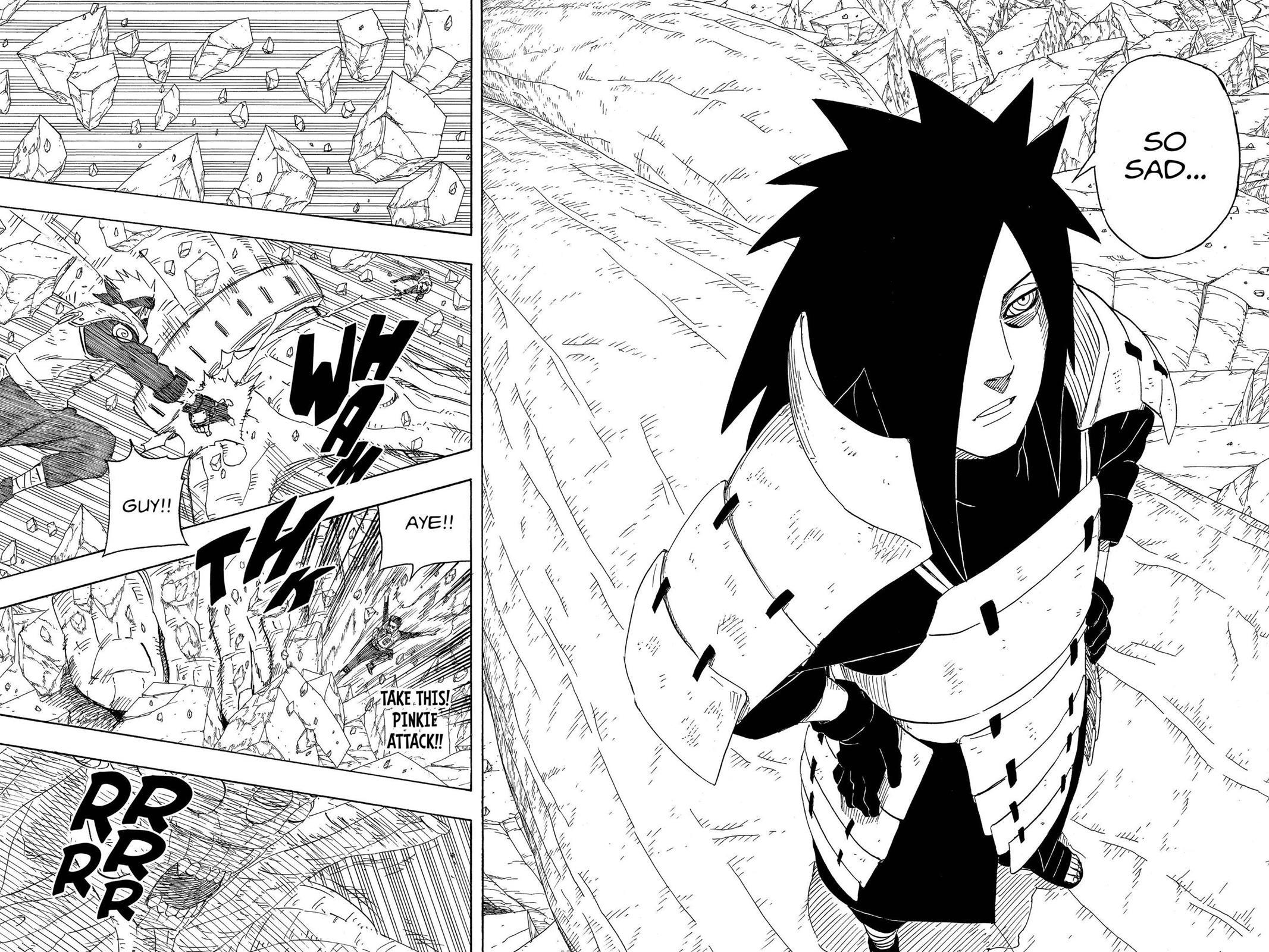 Naruto, Chapter 592 image 006