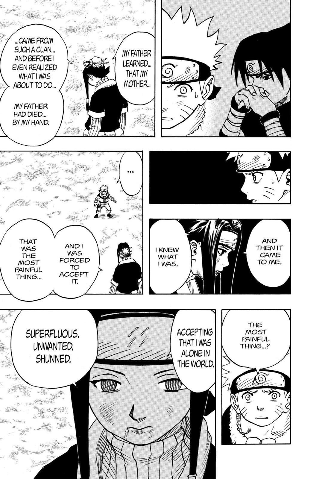 Naruto, Chapter 29 image 011