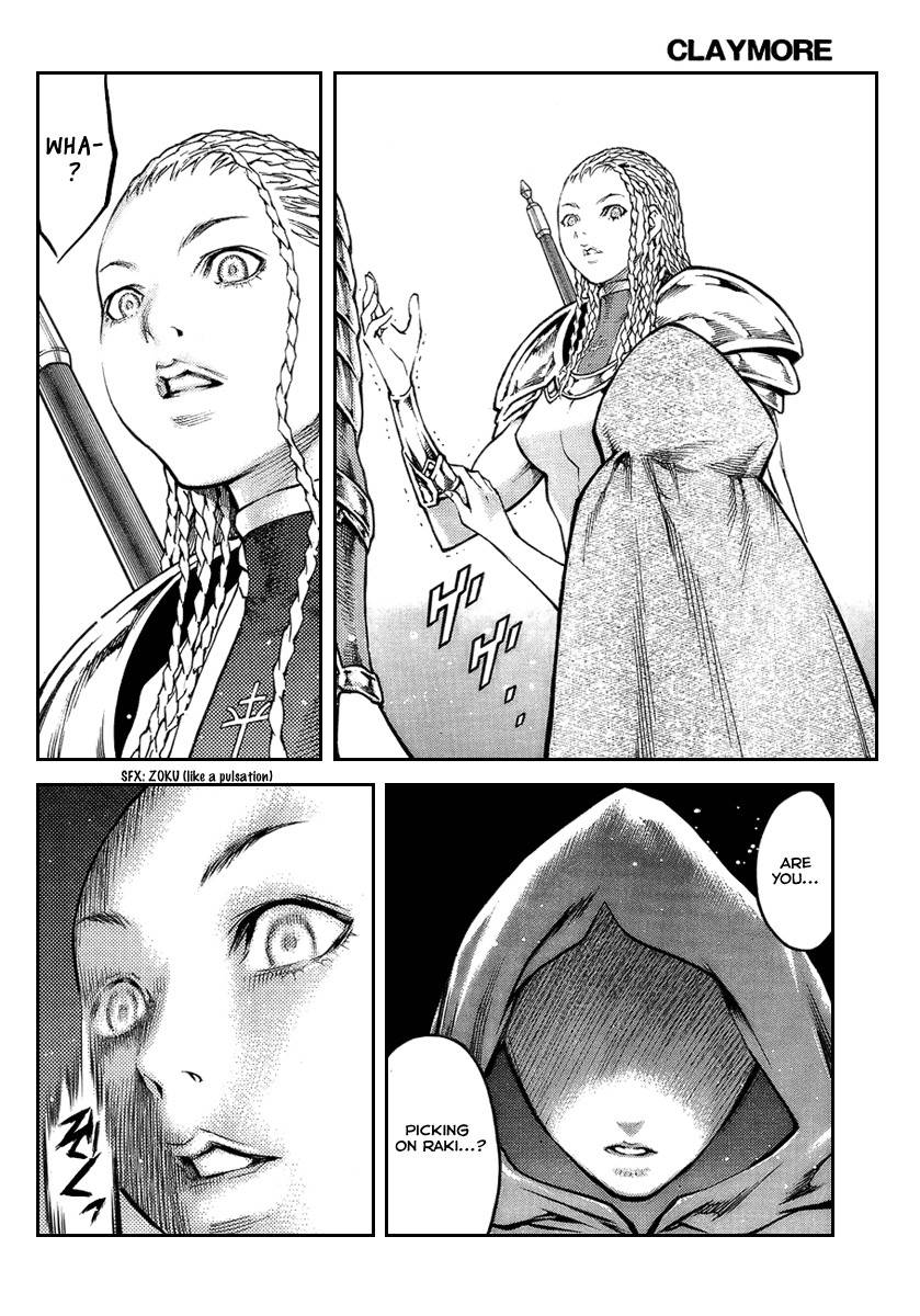 Claymore, Chapter 81 image 012