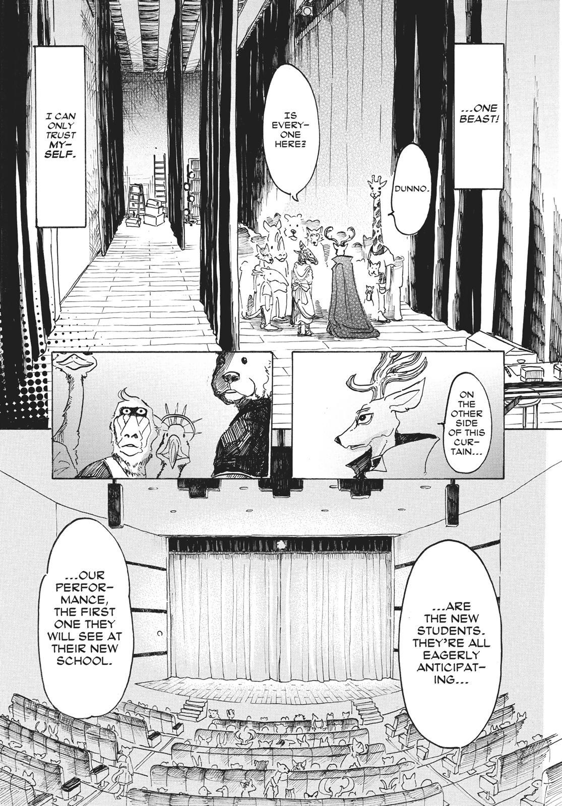 Beastars Manga, Chapter 12 image 006