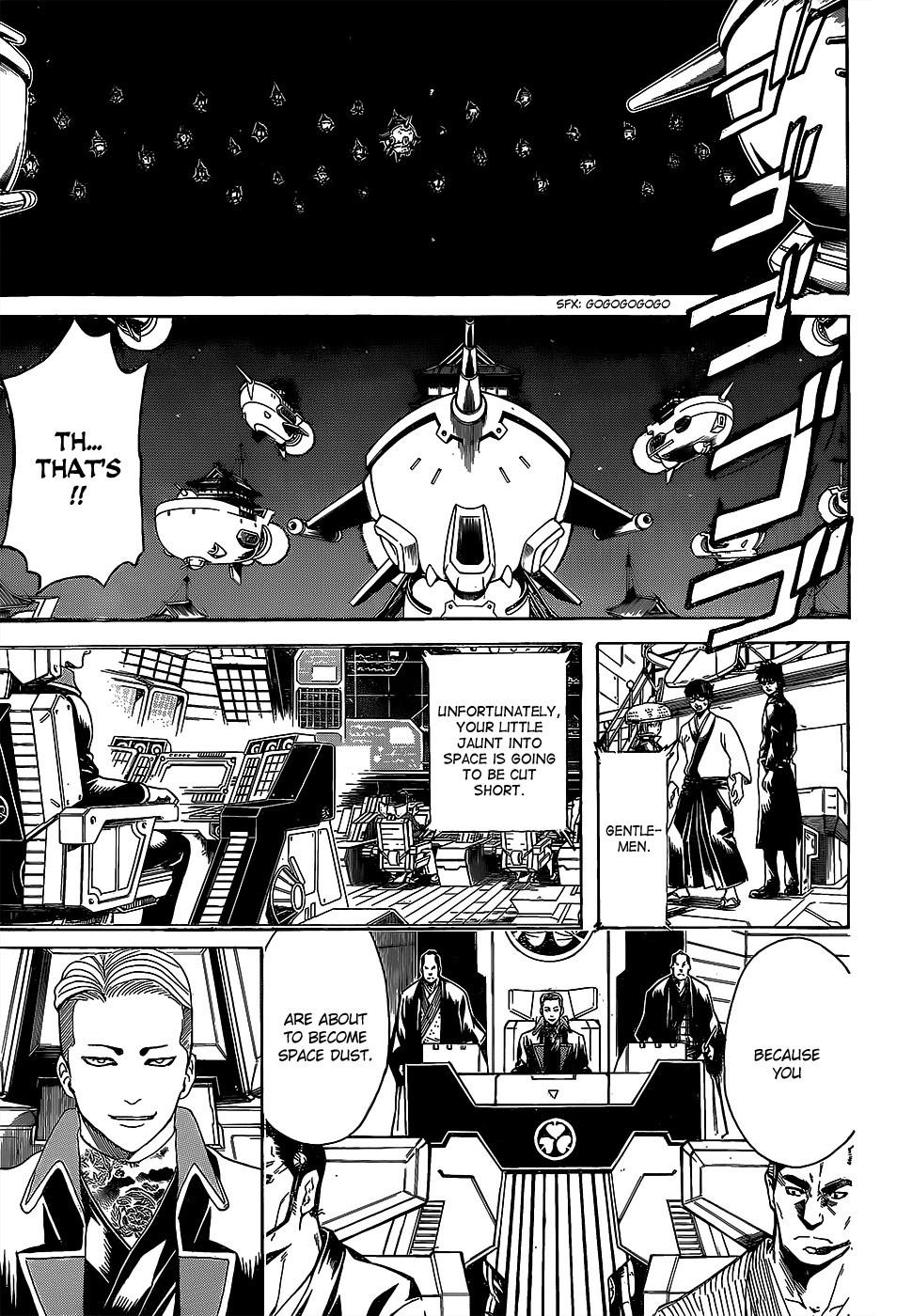 Gintama Chapter, 557 image 013