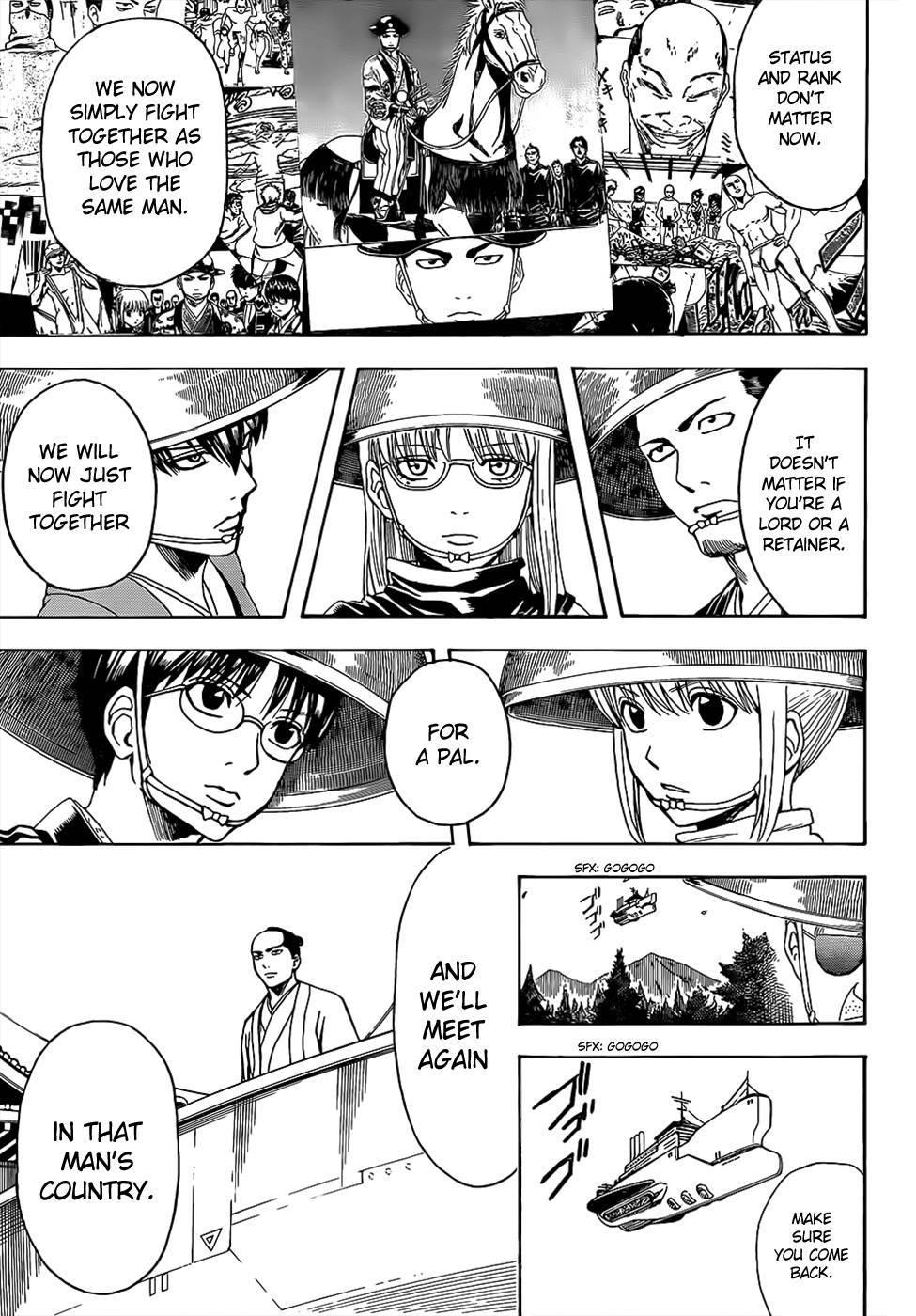 Gintama Chapter, 503 image 007