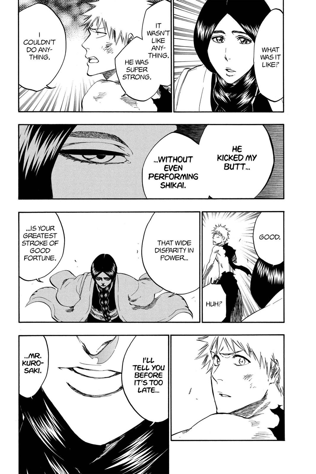 Bleach, Chapter 381 image 007