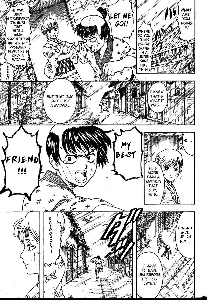Gintama Chapter, 274 image 011