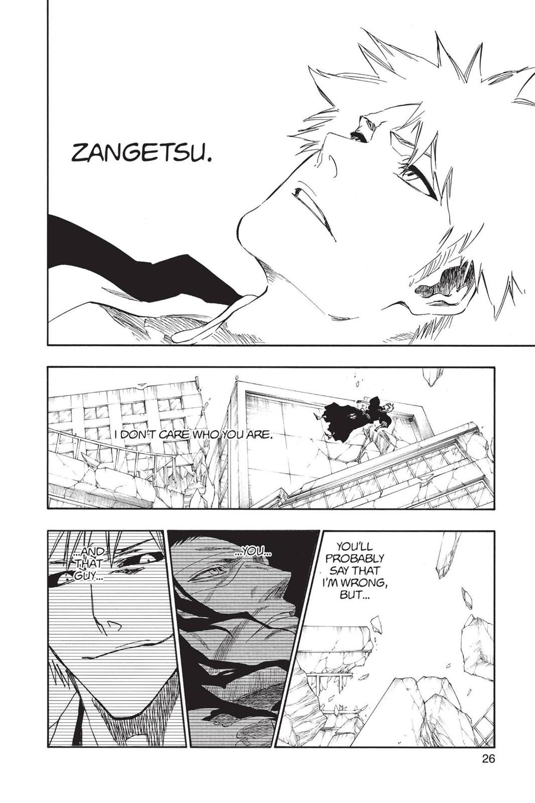 Bleach, Chapter 542 image 002