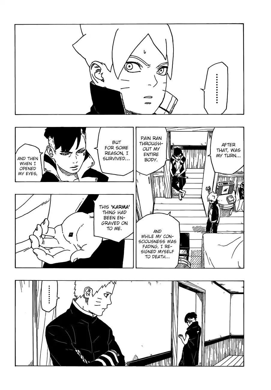 Boruto Manga, Chapter 27 image 031