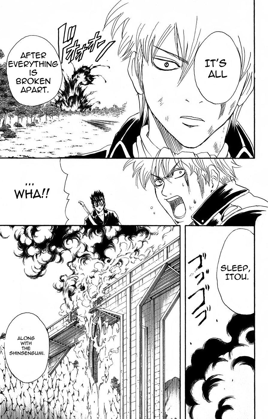 Gintama Chapter, 164 image 020