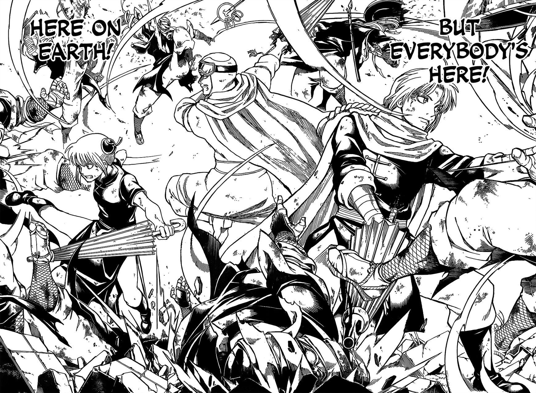 Gintama Chapter, 652 image 016