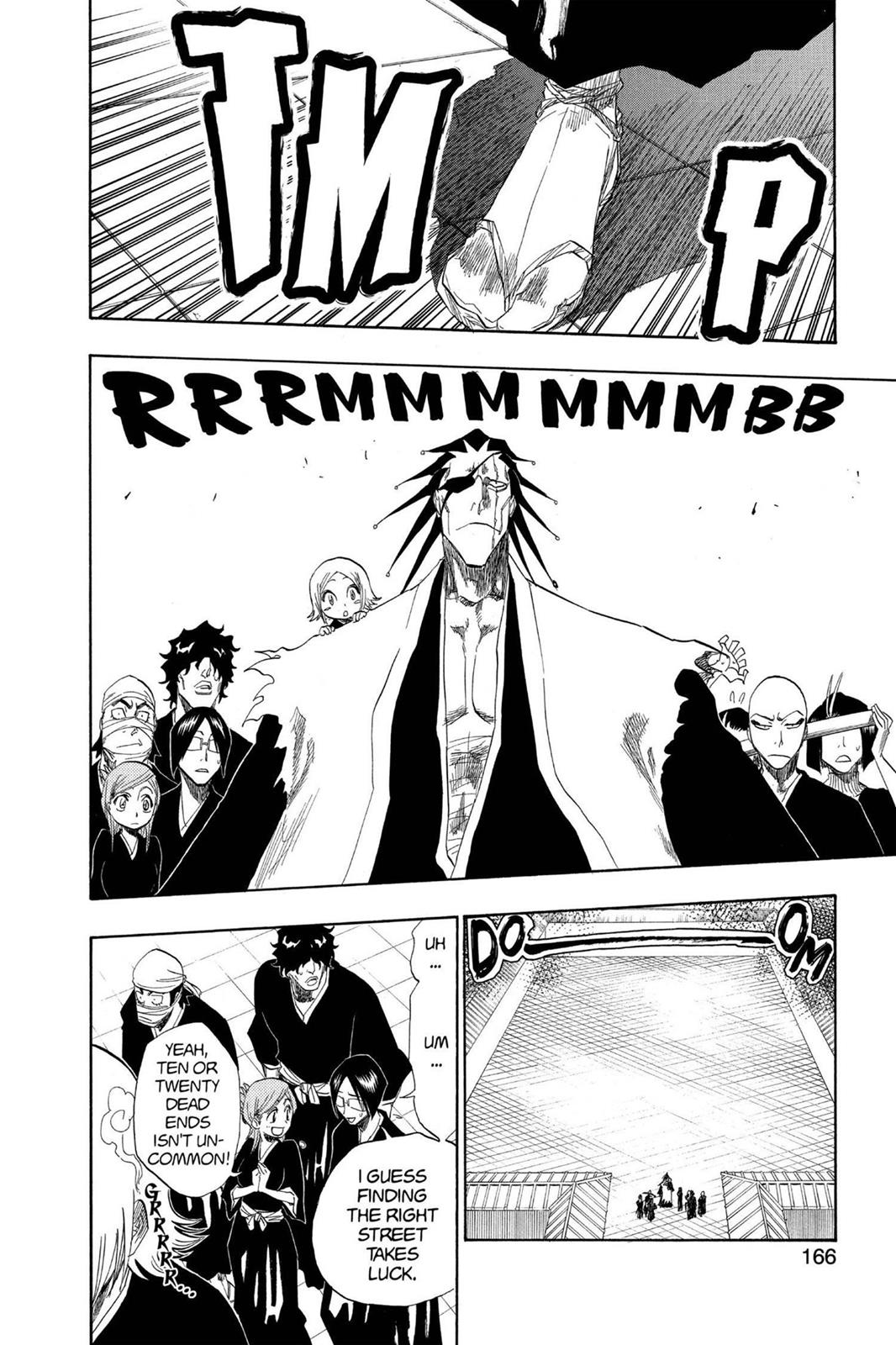 Bleach, Chapter 138 image 016