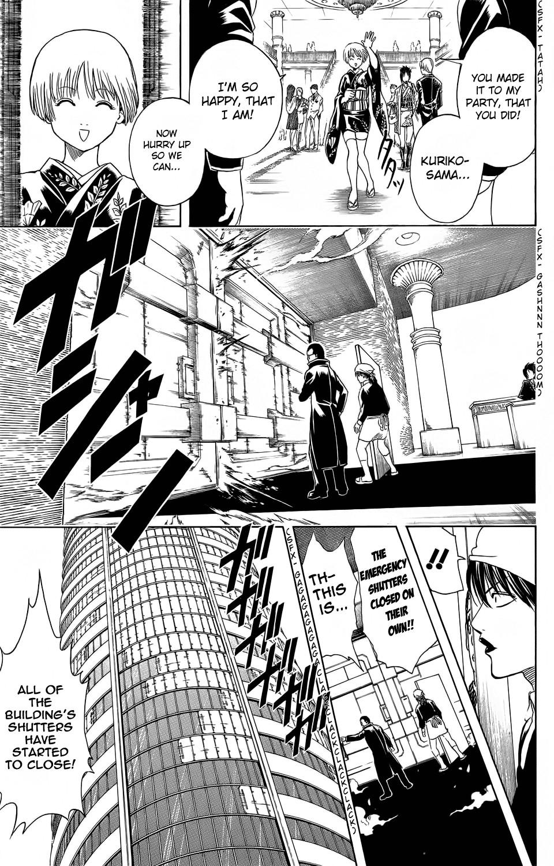 Gintama Chapter, 329 image 024