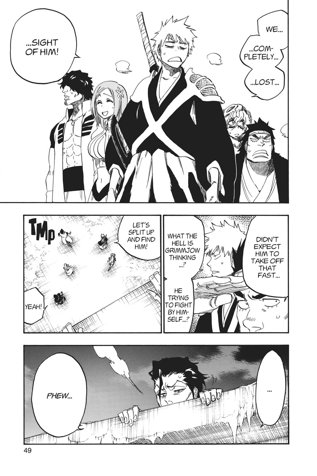 Bleach, Chapter 635 image 007