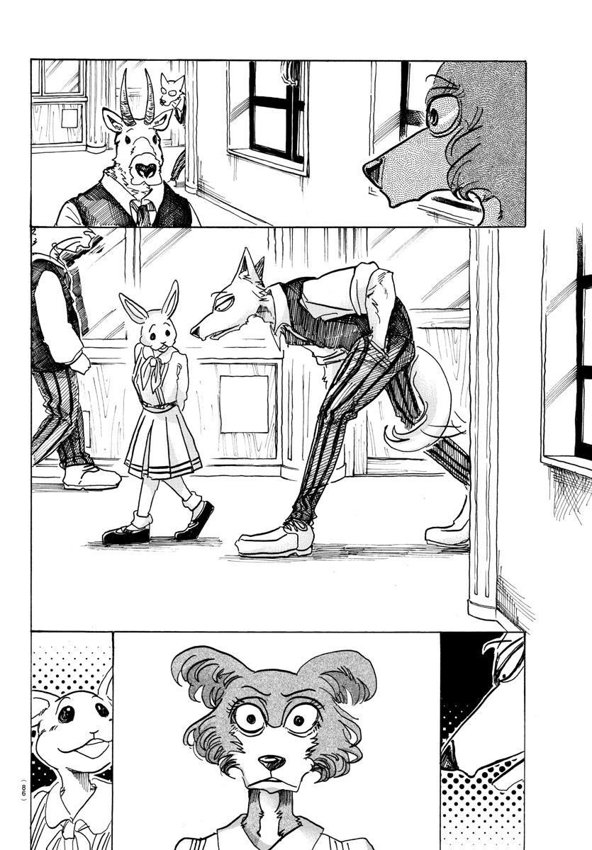 Beastars Manga, Chapter 79 image 006