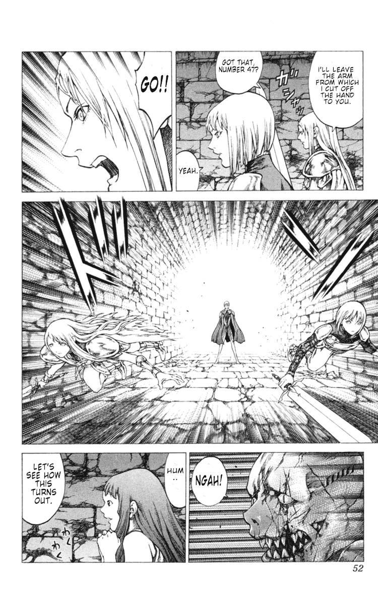 Claymore, Chapter 47 image 013