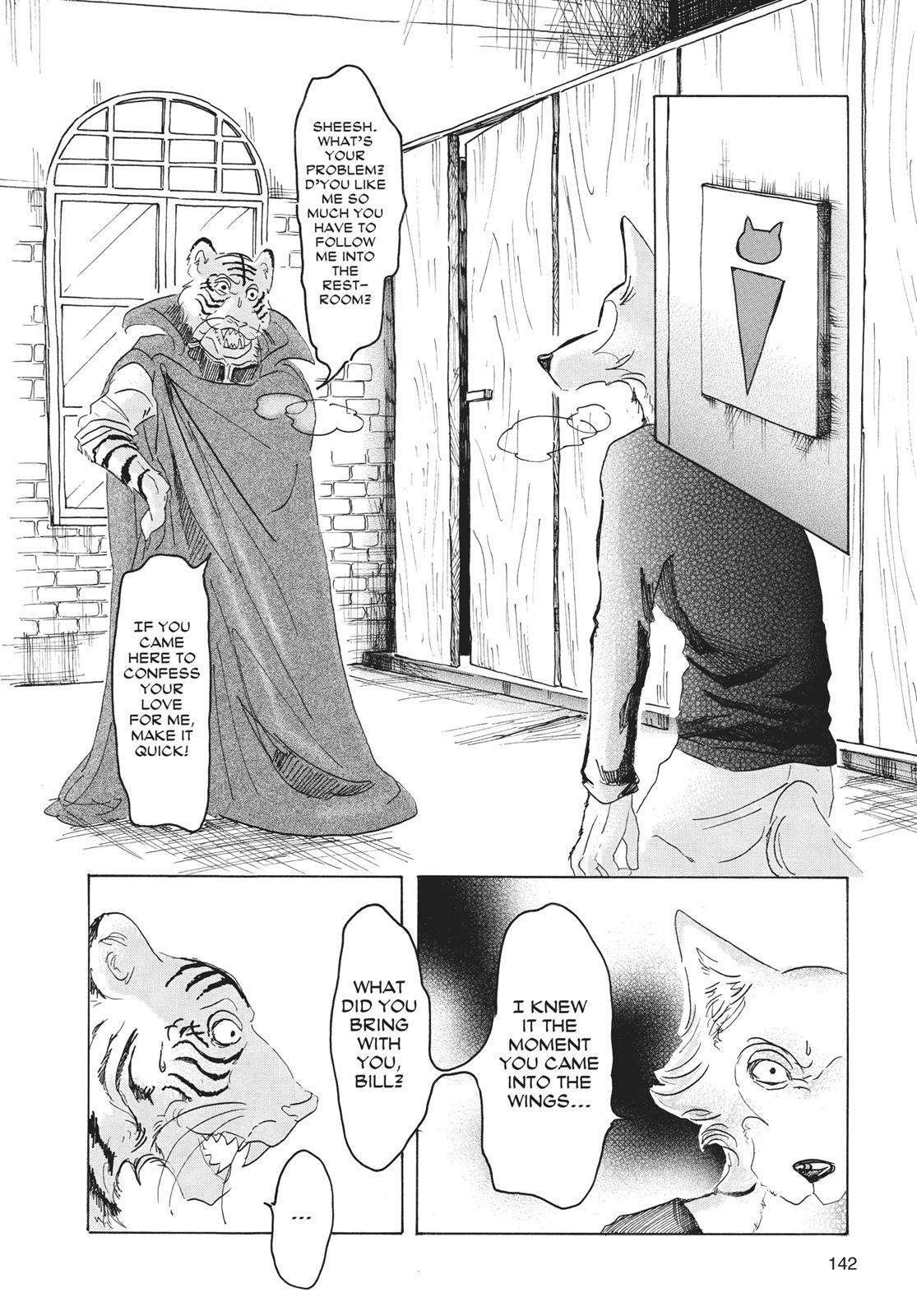 Beastars Manga, Chapter 14 image 014