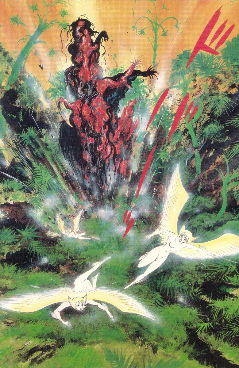 Devilman, Chapter 1 image 010