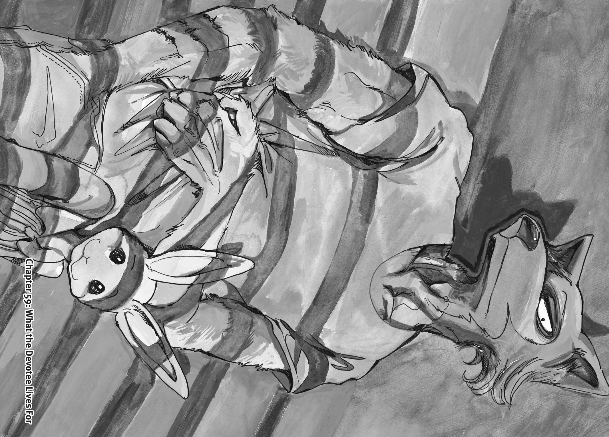 Beastars Manga, Chapter 59 image 001