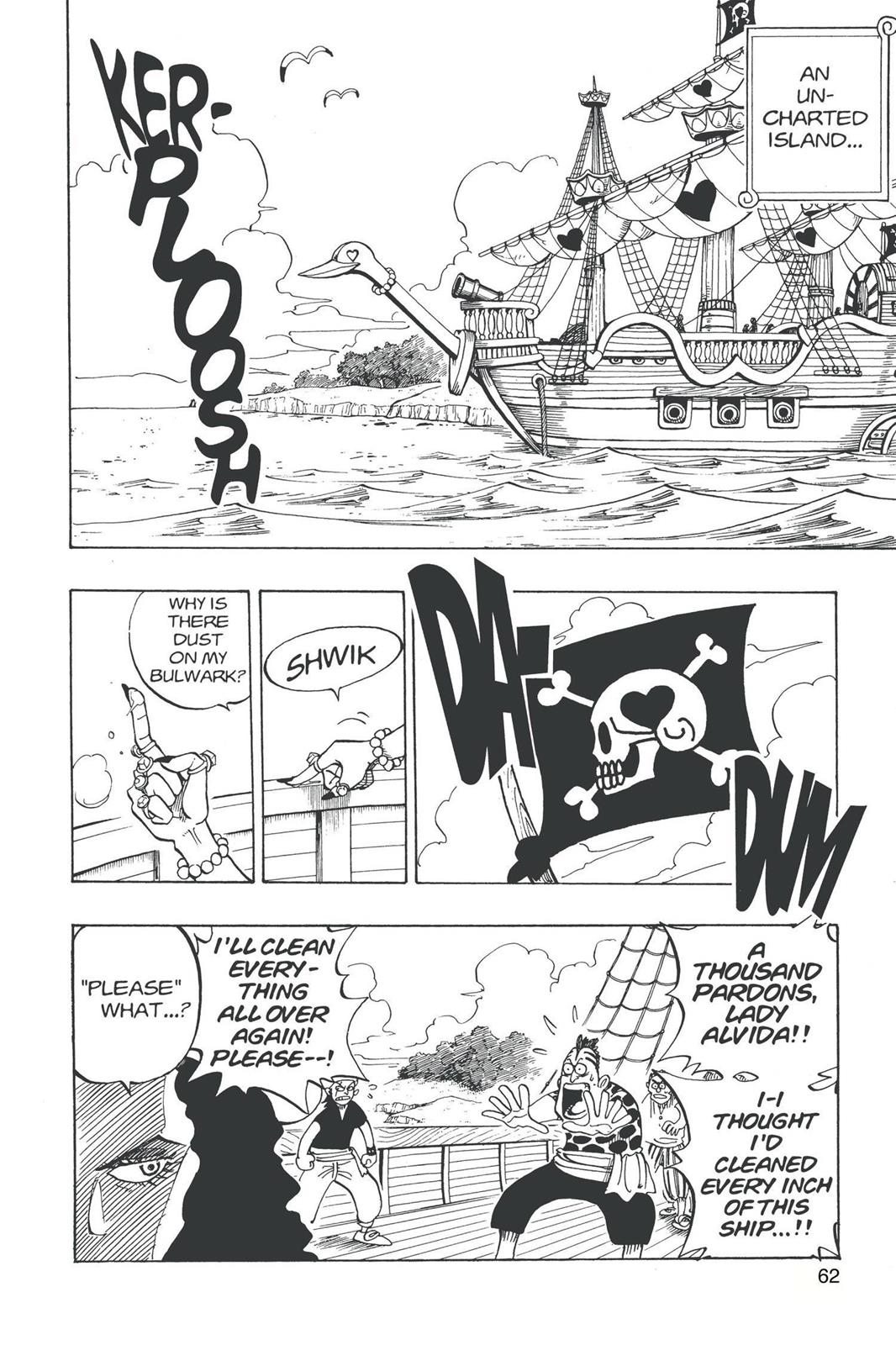 One Piece, Chapter 2 image 004