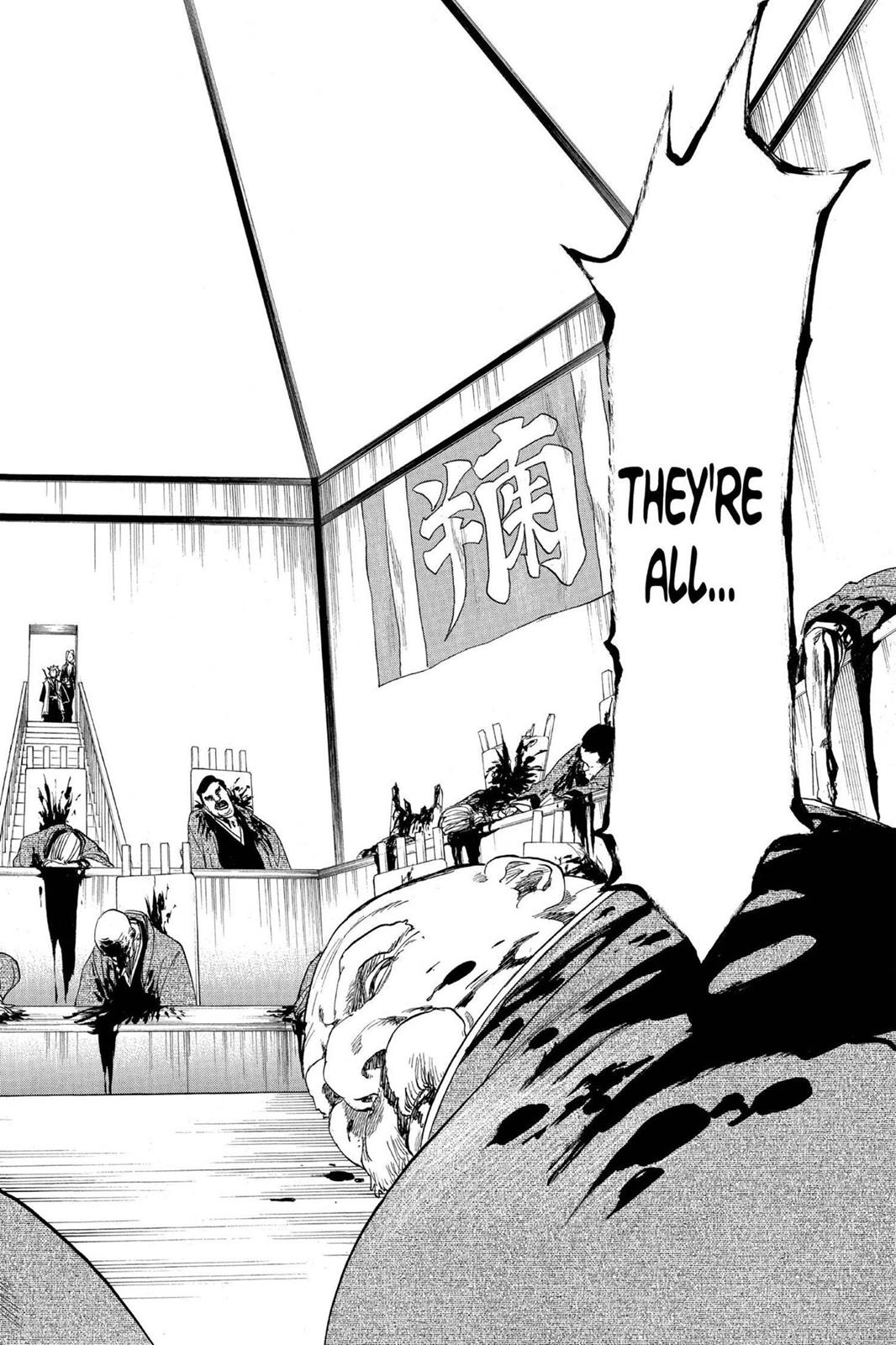 Bleach, Chapter 167 image 018