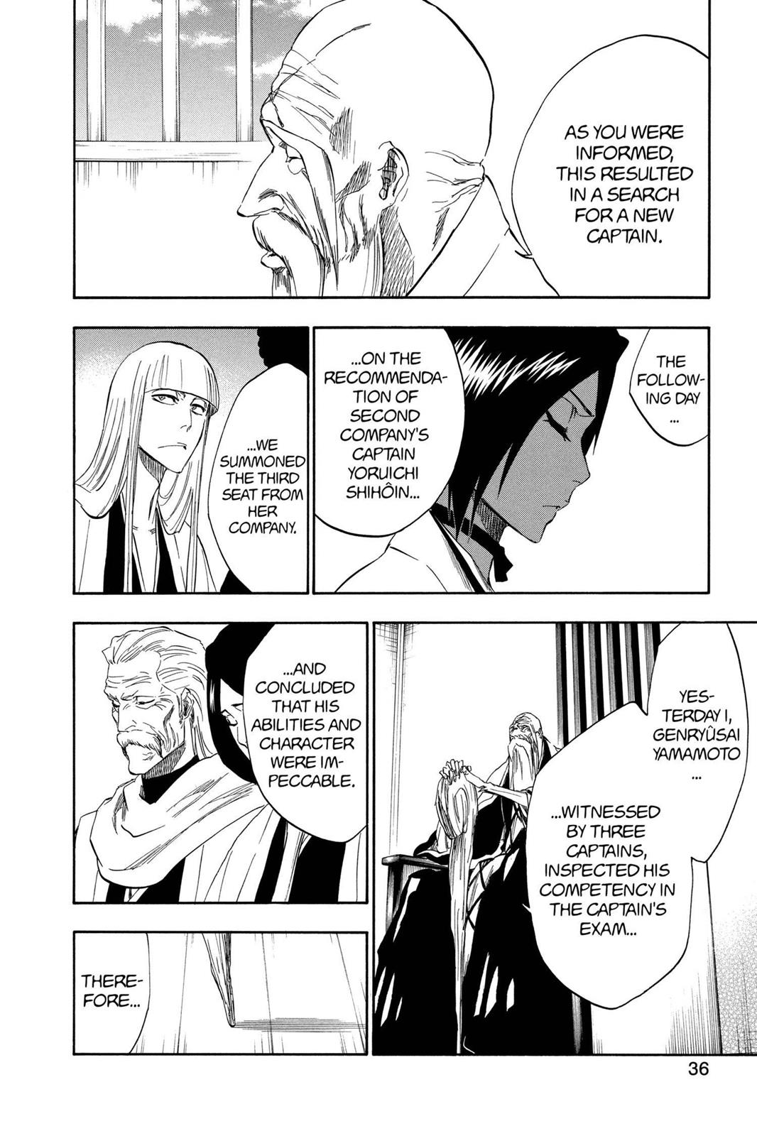 Bleach, Chapter 315.5 image 033