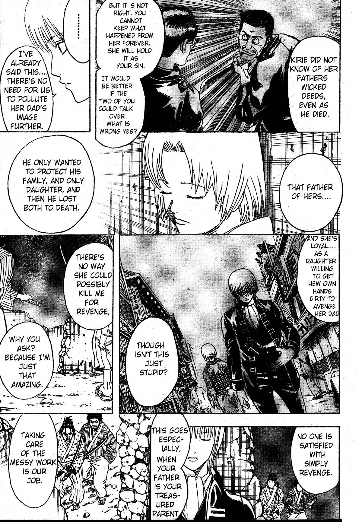 Gintama Chapter, 272 image 005