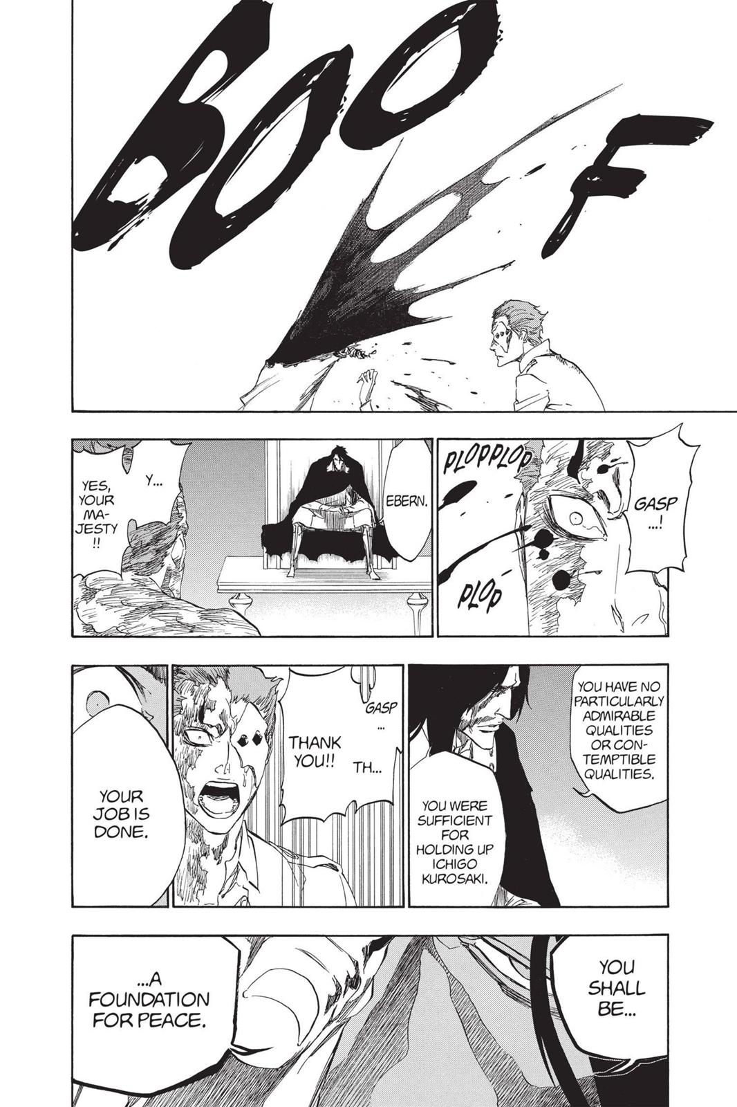 Bleach, Chapter 485 image 014