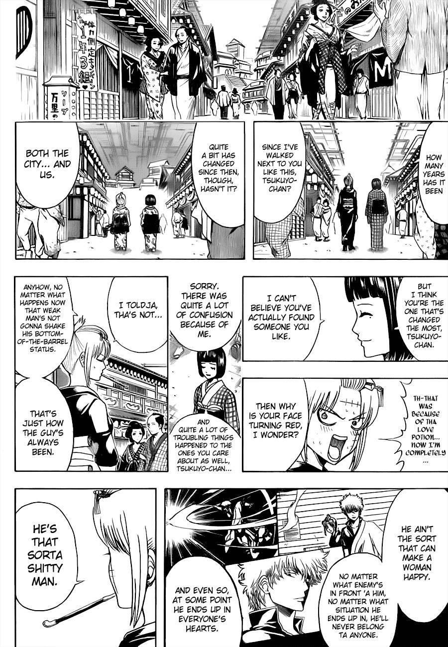 Gintama Chapter, 496 image 012