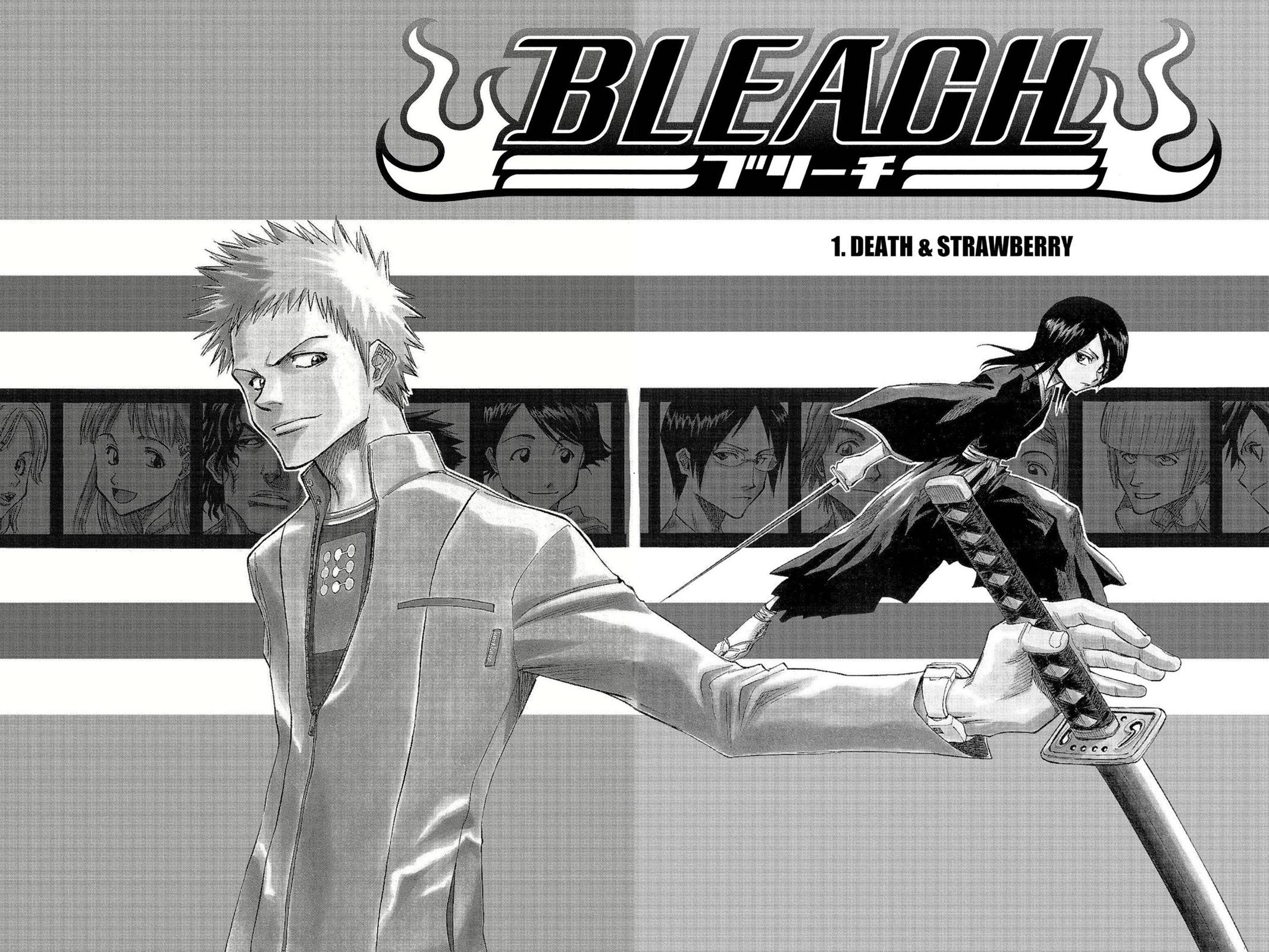 Bleach, Chapter 1 image 007