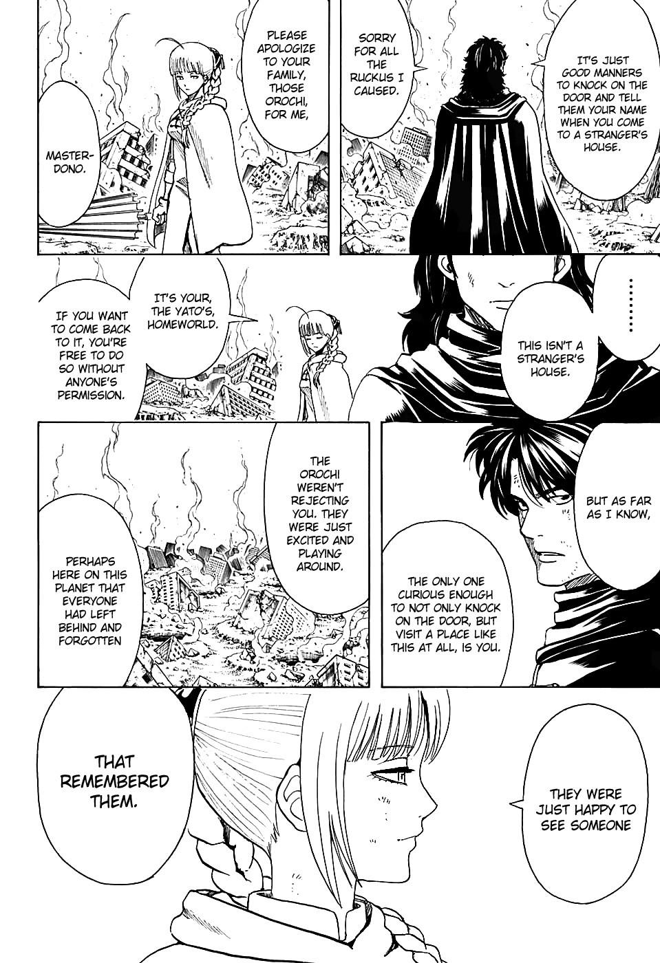 Gintama Chapter, 579 image 010